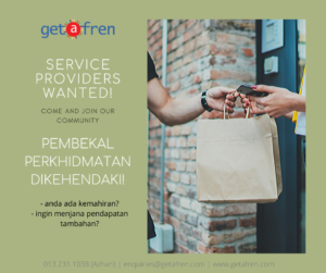 getafren.com gig worker marketplace
