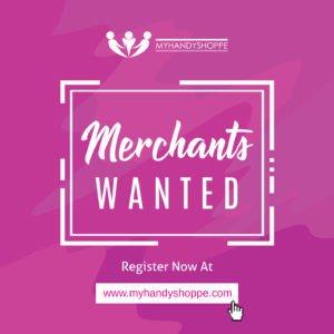 myhandyshoppe - merchants wanted
