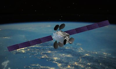 Intelsat files for Chapter 11 Bankruptcy