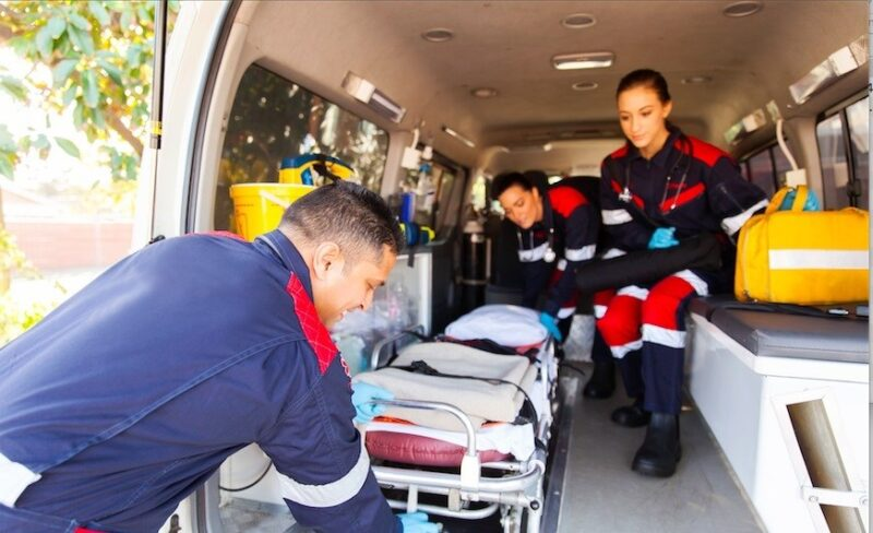 New first responder software unifies data